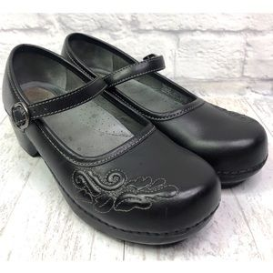 Dansko Savanna Mary Jane Clogs